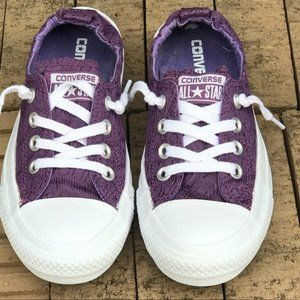 Converse All Star Slip On Women Shoes Size 6
